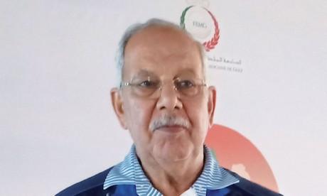 Faiz Farhan Bajbouj: «Le golf aux Émirats arabes unis a fait un grand pas en avant»