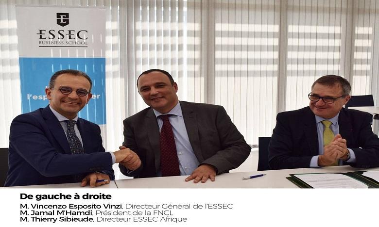 La Fédération Nationale des Négociants en Céréales et Légumineuses conclut une convention de partenariat avec l'ESSEC Afrique.