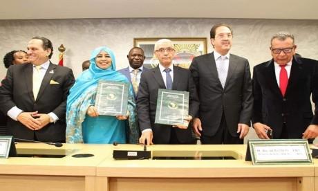 Les Jeux Africains 2019 au Maroc, c'est désormais  officiel