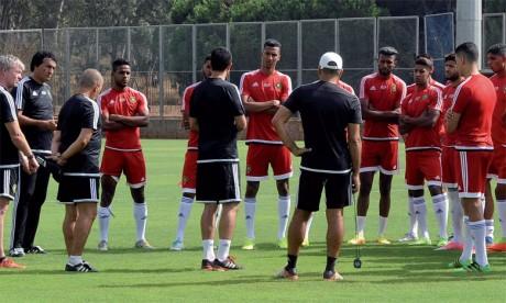 Deux matchs amicaux contre le Niger et le Togo