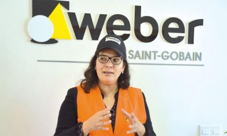 L'école de formation de Saint-Gobain Weber voit le jour