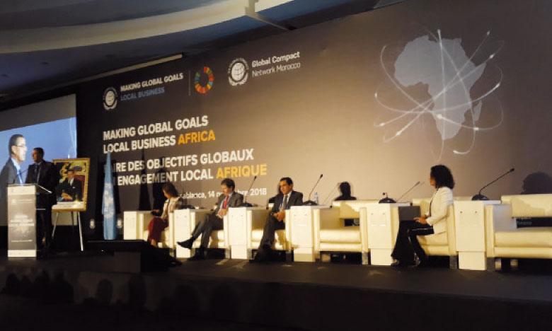 La Rencontre annuelle africaine du Pacte mondial des Nations unies s'est tenue hier à Casablanca.