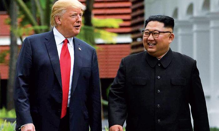 Un sommet Trump-Kim probablement après le Nouvel An