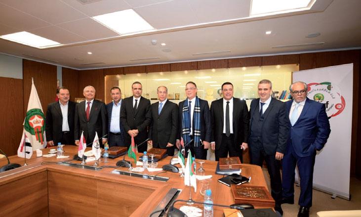 La FRMF abrite les travaux  de l'AG avec l'élection  d'un nouveau président