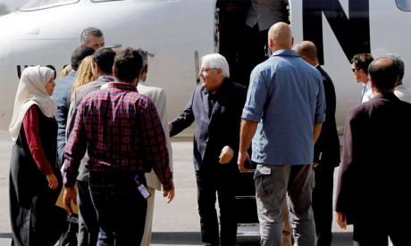 L'émissaire de l'ONU appelle  à maintenir la trêve à Hodeida