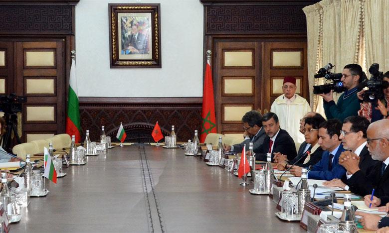 Déterminés à relancer leur coopération, le Maroc et la Bulgarie explorent de nouvelles pistes de partenariat
