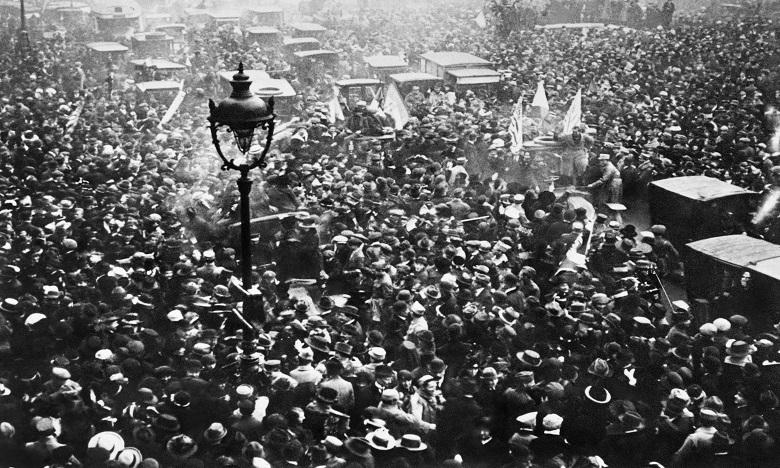 C'est quoi l'armistice commémorée à Paris ?