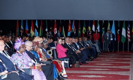 Clôture du 8e sommet Africités 2018, une participation record