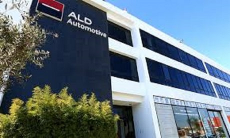 Location longue durée : ALD Automotive Maroc gagne 6 points de part de marché en quatre ans