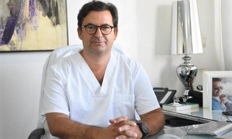 Dr Mohamed Alami.                                                                                                                                   Ph. Saouri
