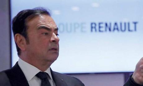 Le groupe Renault confie «provisoirement» le volant à son N°2