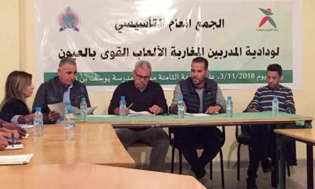 Abdelkader Kada à la tête de l'Amicale des entraîneurs