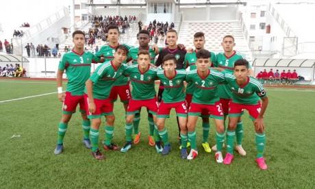 Unaf U15 : Le Maroc et la Tunisie se neutralisent