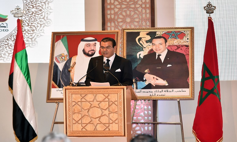 S.M. le Roi : La poursuite de l'Action maroco-émiratie est le «meilleur gage de fidélité» au Pacte scellé entre Cheikh Zayed et Hassan II, paix à leurs âmes