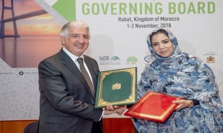 Le Maroc s'allie à la Société islamique internationale de financement du commerce