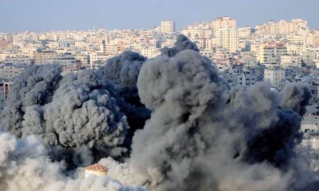 Une grave confrontation rapproche Israël et Palestiniens d'une nouvelle guerre