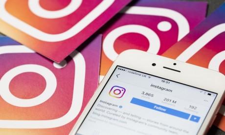 Instagram a développé des technologies d'apprentissage automatique pour l'aider à identifier les comptes utilisant des applications tierces destinées à doper la popularité. Ph : shutterstock