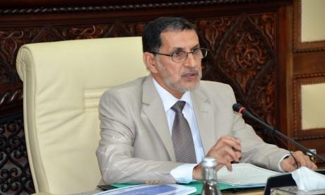 Point de presse : El Othmani salue la décision du Conseil de sécurité sur la question du Sahara Marocain