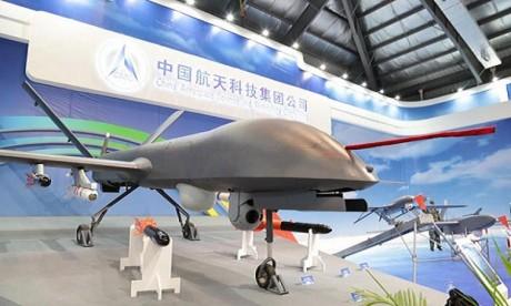 Drones militaires, les entreprises chinoises commencent à investir le terrain
