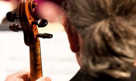 Coup d'envoi du Festival international  des musiciens non voyants