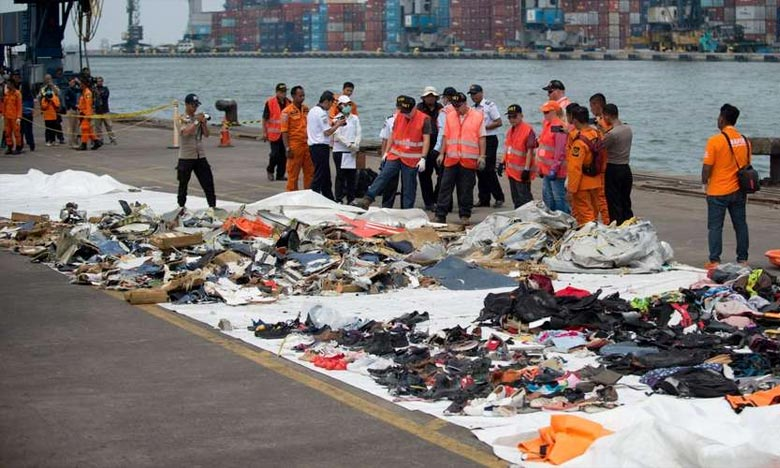 Un indicateur de vitesse responsable du crash — Lion Air