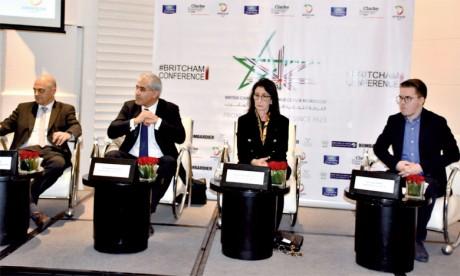 La Chambre de commerce britannique au Maroc a organisé, le 13 novembre à Casablanca, une conférence-débat sur le thème «Activités d'exploration: quel est le réel potentiel du Maroc?» Ph. Seddik