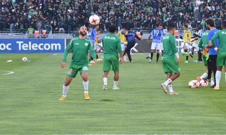 Raja-WAF : la composition des deux équipes