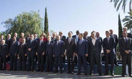 Nasser Bourita représente S.M. le Roi Mohammed VI aux travaux de la Conférence internationale sur la Libye