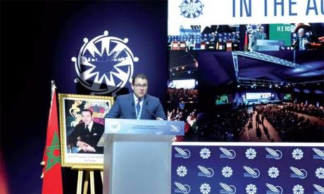 Clôture de la 11e édition du Forum MeDays par l'adoption  de la Déclaration de Tanger