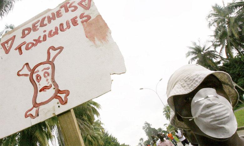 Selon l'OMS, 23% des décès enregistrés en Afrique sont dus à la dégradation de l'environnement. Ph. AFP
