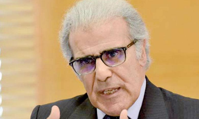 Gouverneur de Bank Al-Maghrib lors d'une conférence à Tunis sur le thème «Politiques économiques, intégration commerciale et création d'emploi durables: Une perspective méditerranéenne»