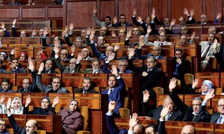 La Chambre des représentants adopte le projet de loi de Finances 2019