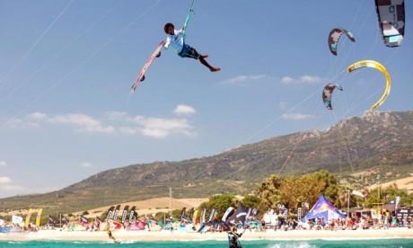 Carlos Mario remporte le 2e Championnat mondial du Kitesurf