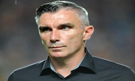 L'entraîneur d'Al-Ahly prend la porte