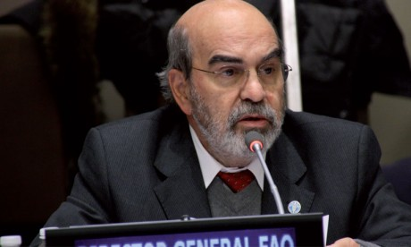 La FAO et la Nouvelle banque  de développement conviennent  d'un partenariat
