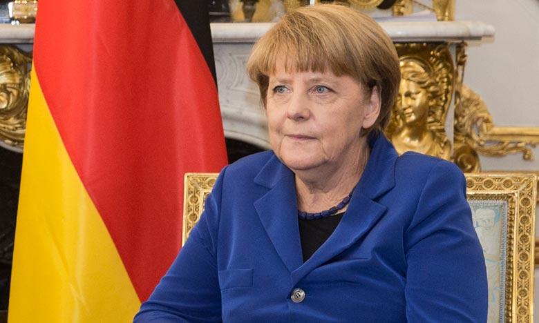 Pacte mondial sur les migrations : Angela Merkel à Marrakech