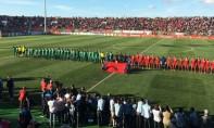 Grand messe des légendes de football mondial à Laayoune