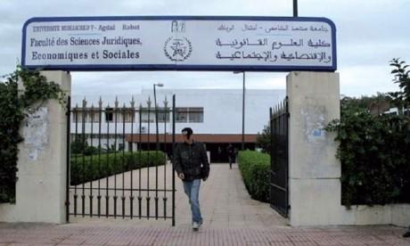 La Faculté de droit de Rabat-Agdal s'allie au CMDJ