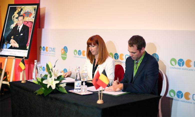 Signature d'une convention pour la promotion  de l'entrepreneuriat féminin dans la région de Safi