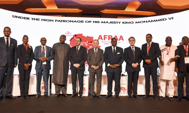 La 50e assemblée générale de l'AFRAA a drainé plus de 450 participants. Ph. Kartouch