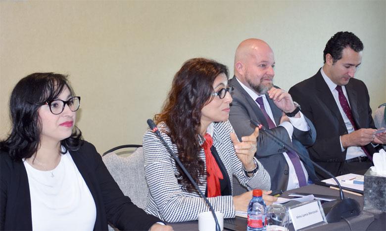 L'intérêt que représente le Maroc en tant que hub régional pour les investisseurs a été relevé par des intervenants lors d'une rencontre organisée, hier à Casablanca, par la Chambre de commerce suisse au Maroc. Ph. Seddik