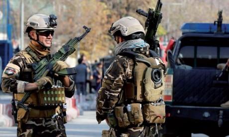 Au moins 30 membres des forces  de sécurité tués par les talibans