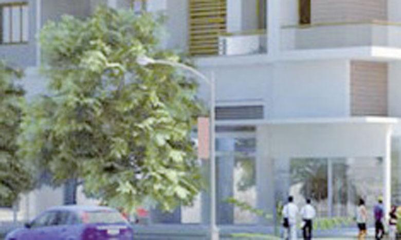 Edena by Résidences Dar Saada,  meilleur projet immobilier en Afrique