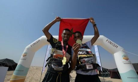 Oman desert marathon : Les frères Al Morabity s'adjugent le titre