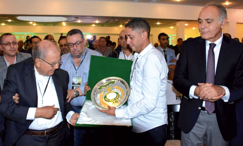 Abdellatif El Aâsky, le dirigeant iconique du Raja, s'éteint à l'âge de 78 ans