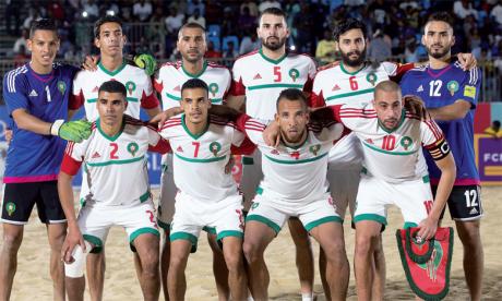 Lourde défaite du Maroc  face à l'Égypte