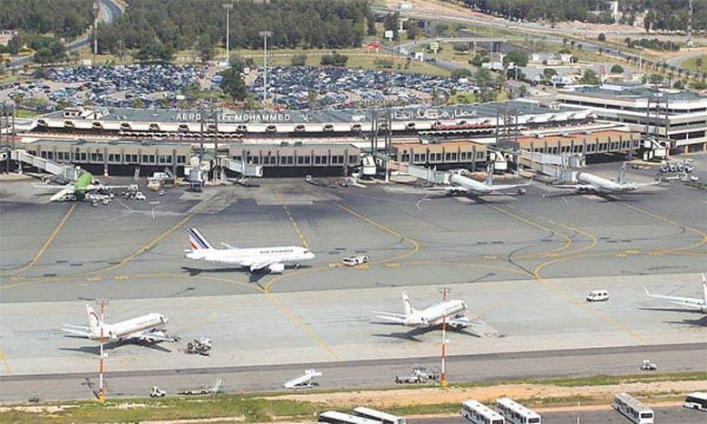 Le trafic aérien entre la France et le Maroc poursuit sa tendance haussière
