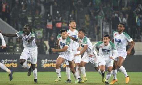 Mohamed Bouaâmira propulse le Raja en quarts,  aux dépens d'Al Ismaïly