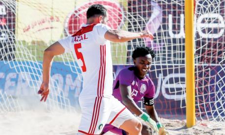 Le Maroc ne verra pas la finale