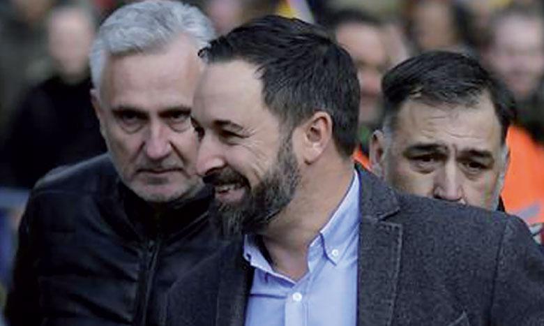 Vox, un petit parti d'extrême droite dirigé par Santiago Abascal, est entré dans un Parlement régional pour la première fois depuis le rétablissement de la démocratie en Espagne en 1975.